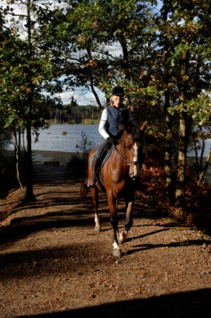 Winter Riding Holiday Offer Wiltshire & Cheshire