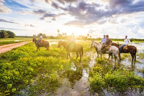 10 of the most magical riding holidays in the world