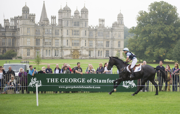 History of Burghley Horse Trials