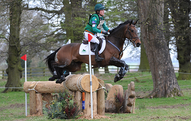 Pint-sized Irish eventing superstar Portersize Just A Jiff Retires