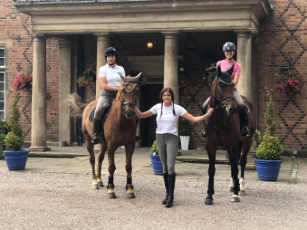 Meet Equestrian Escapes