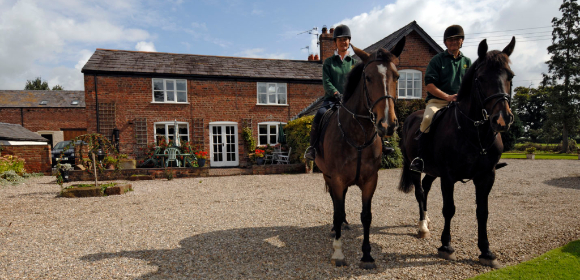 Bishop Bennett Way - Bring Own Horse on Holiday from £175pp
