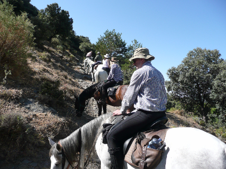 Sierra Nevada Trail Ride