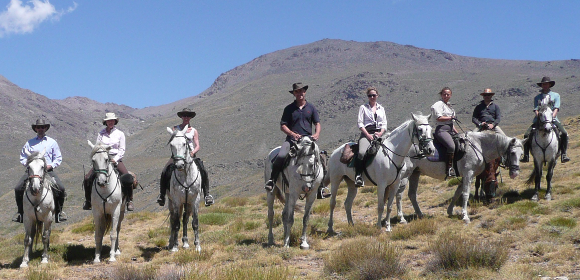 Malaga trail ride from £550pp