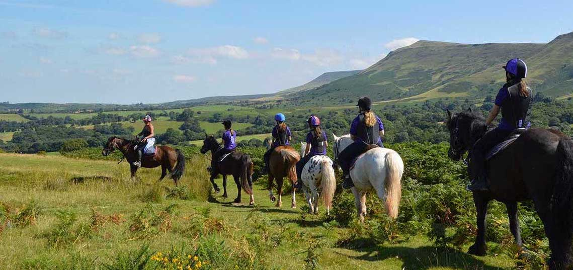 Spa and Ride in Brecon from £230pp