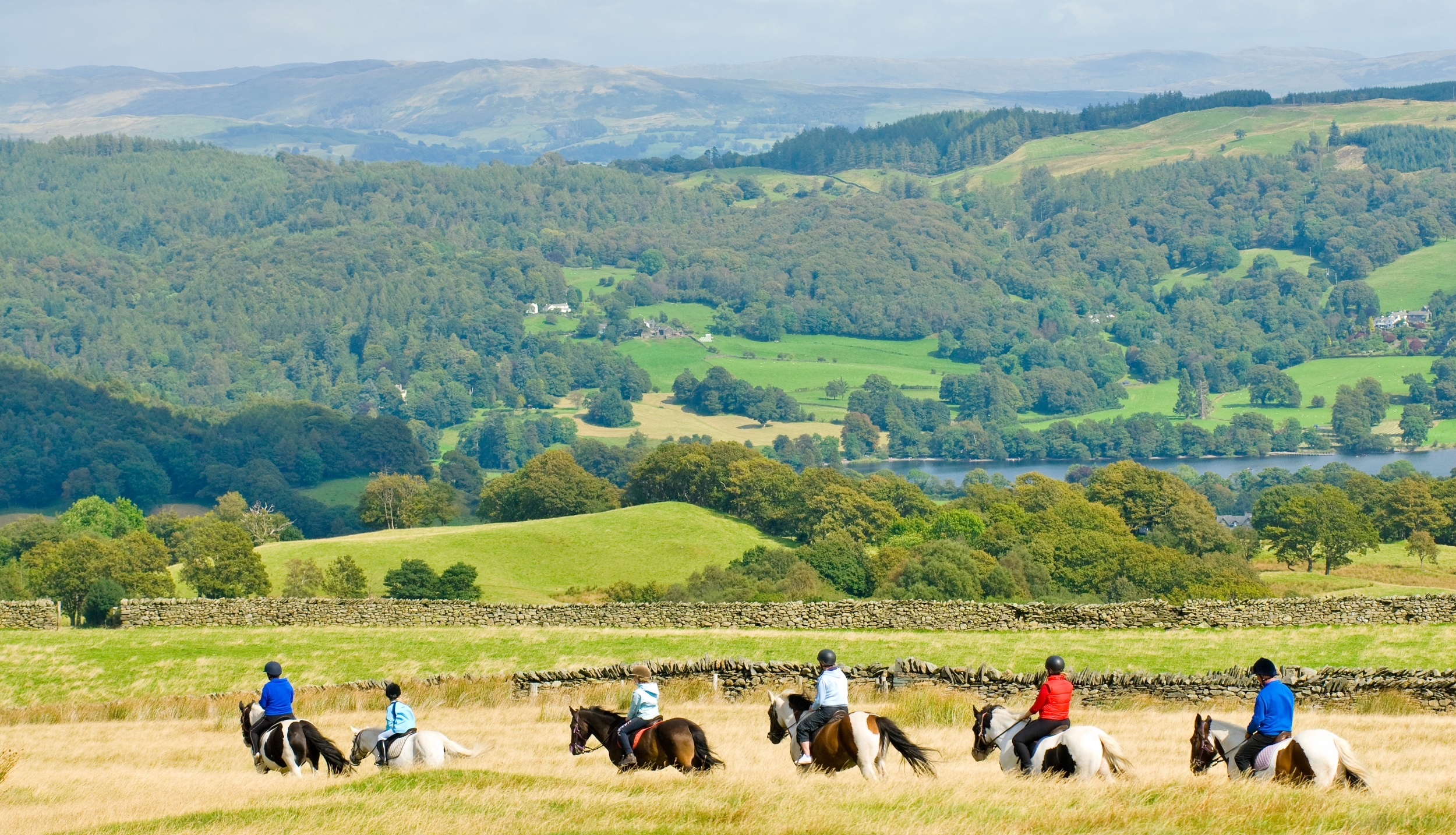 Riding in The Lake District from £325pp