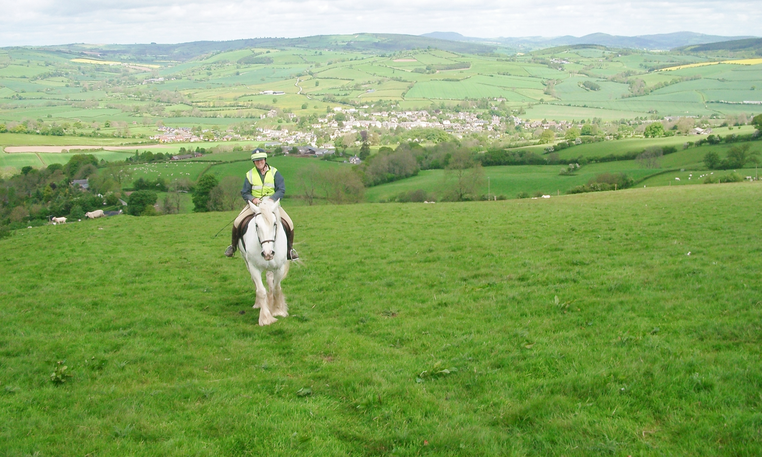 Private Riding in Shropshire from £335pp