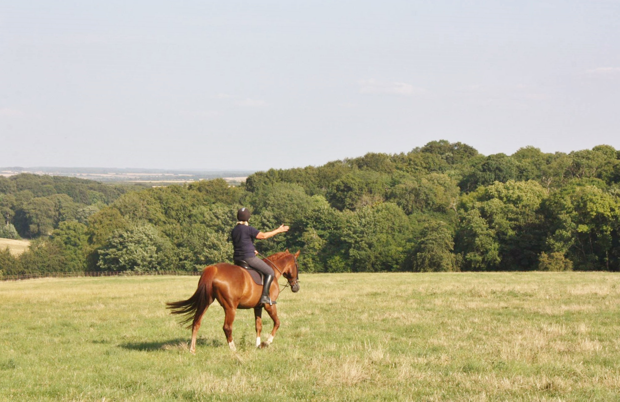 West Country Riding, Wiltshire from £295pp