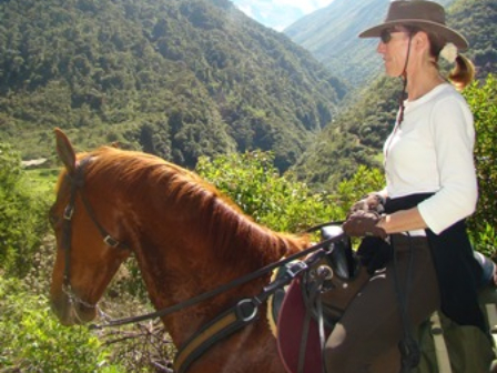Riding Holidays Peru