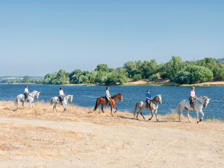 10 of The Best Horse Riding Holidays  in Europe