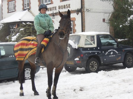 Ride in Wiltshire Xmas & NY