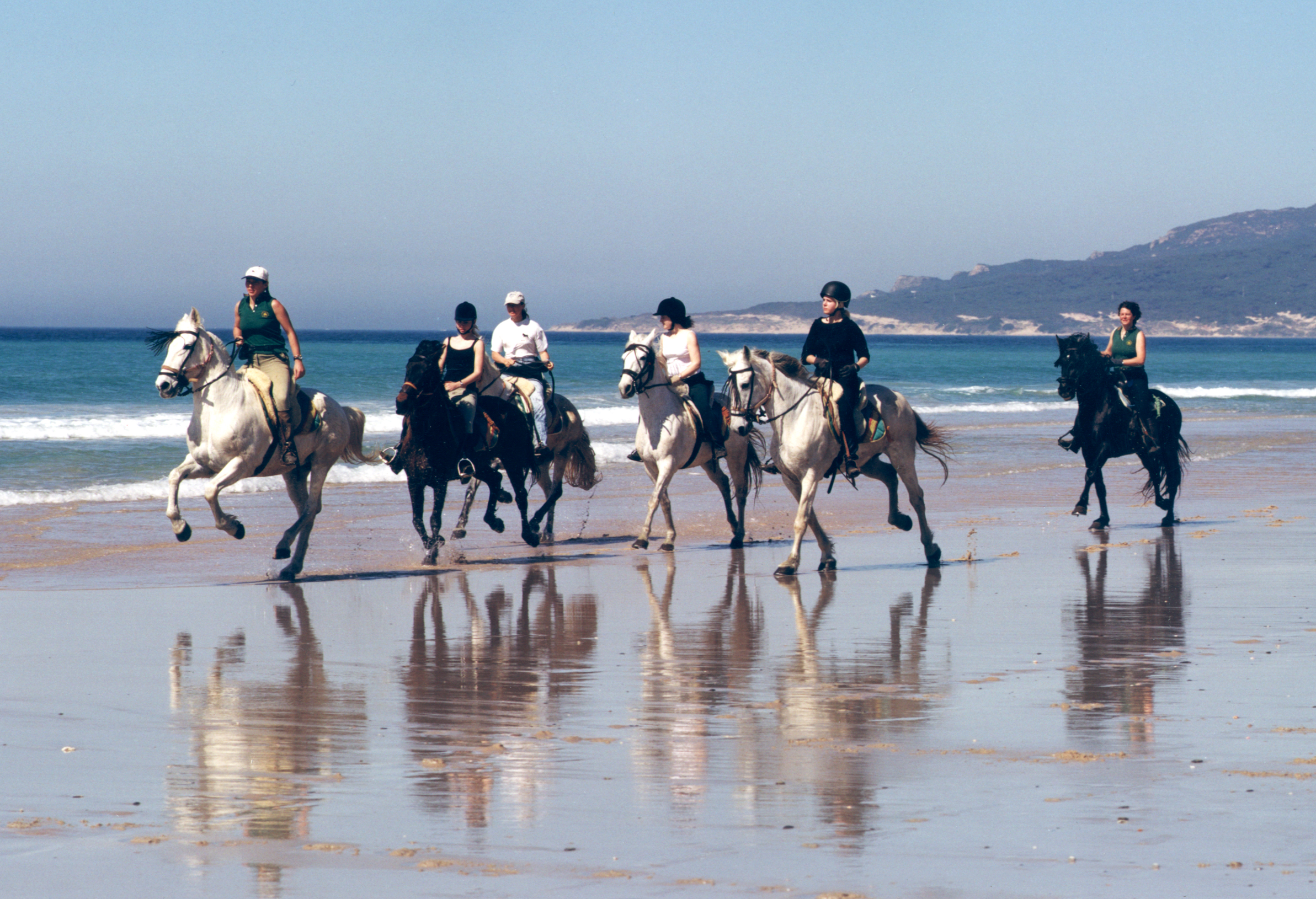 Top 10 Beach Riding Holidays in Europe and UK