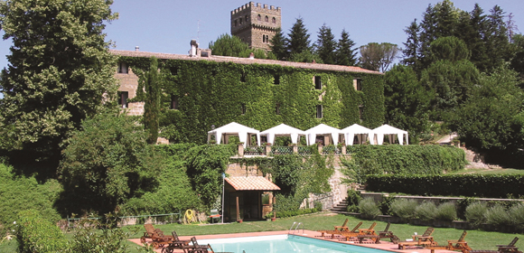 Family Riding Holiday in Tuscany from £445pp