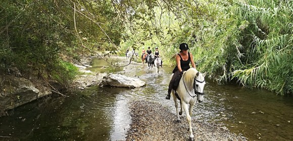 Malaga trail ride from £595pp
