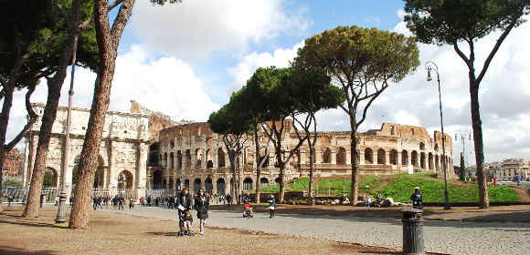 Rome and Ride Italian break from £625pp