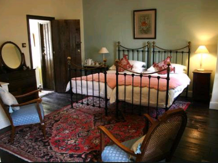 Old Mill bedroom