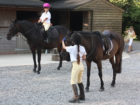 Study shows that horse riding can improve autism symptom in children