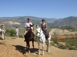 Riding Holiday Spain